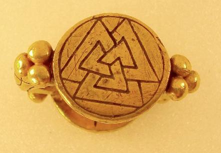 Nene River Finger-Ring